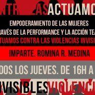EMPODERAMIENTO DE LAS MUJERES A TRAVÉS DEL TEATRO – Romina R. Medina