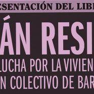 """MARTES CIUDADANOS . Presentación del libro """"TETUÁN RESISTE"""""""