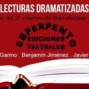 MARTES CIUDADANOS – Presentación de dramaturgia emergente. 2º volumen