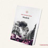 MARTES CIUDADANOS – Presentación del libro MADRIT de JORDI NAVARRO GARCÍA