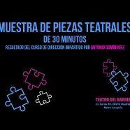 MUESTRA DE PIEZAS TEATRALES